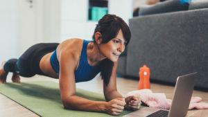 online-vježbanje